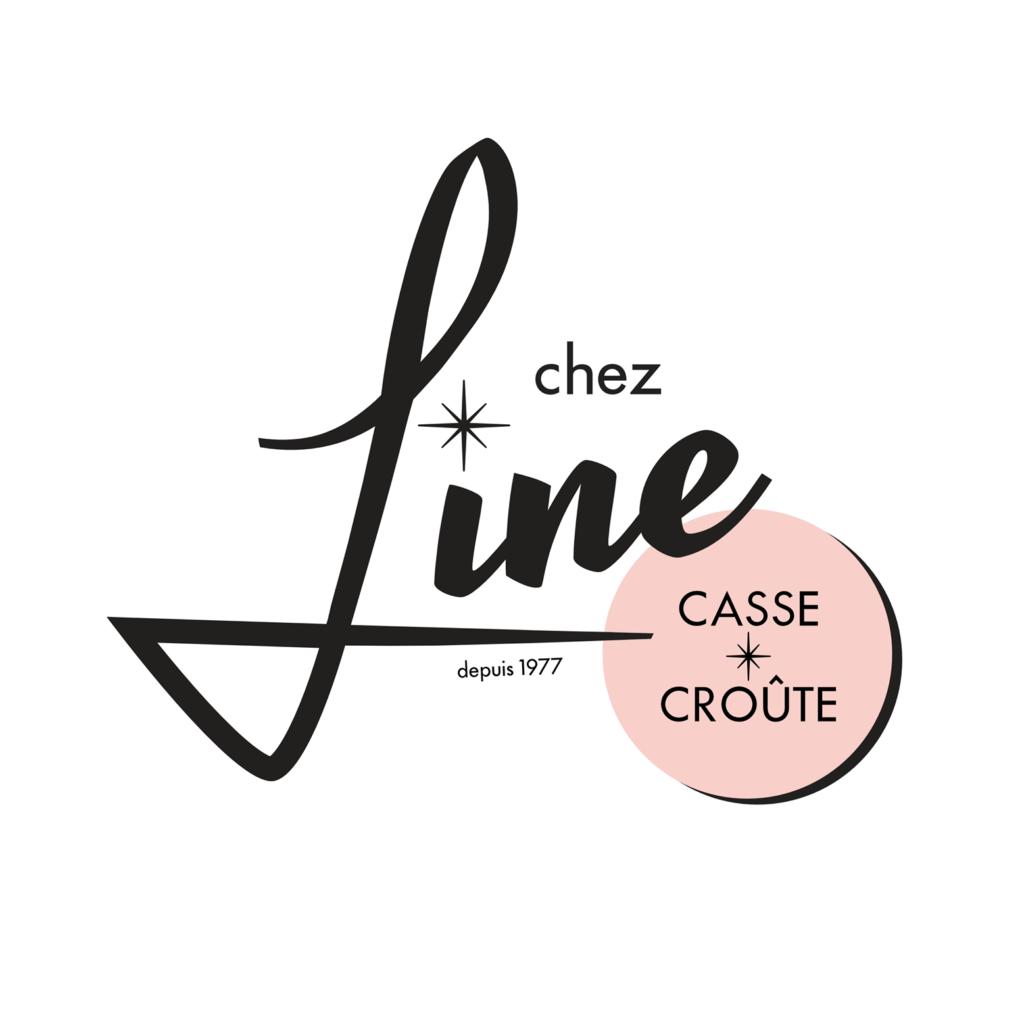Logo Casse-croûte chez Line